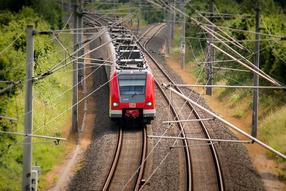 elektrický vlak