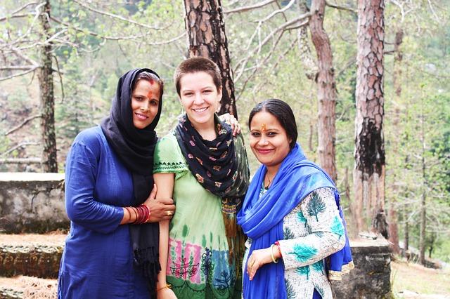 indické ženy