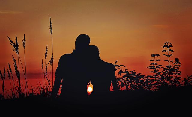 romantický večer