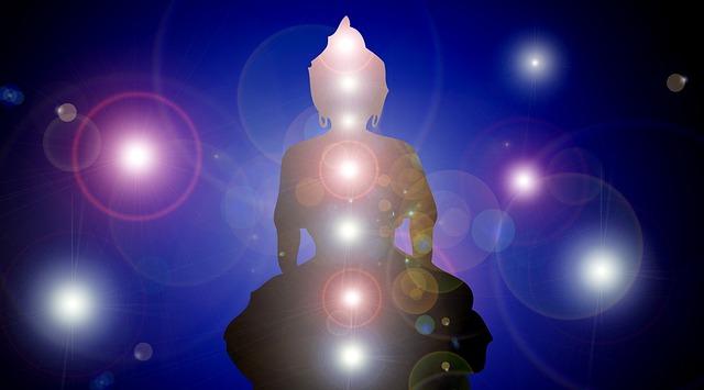 silueta buddhy