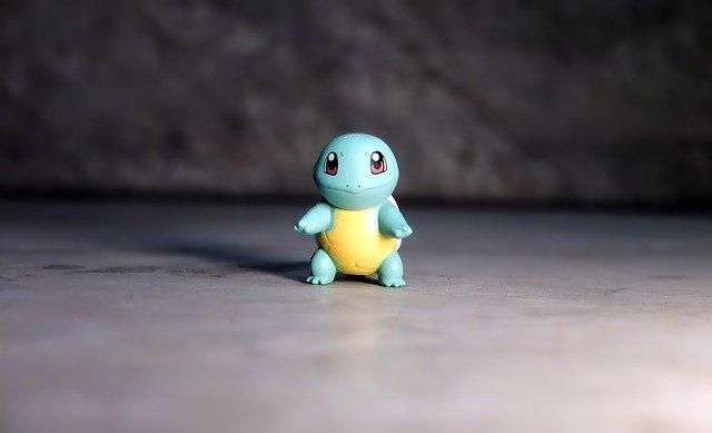 figurka Squirtla