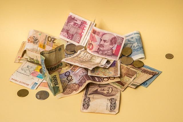 pohozené peníze